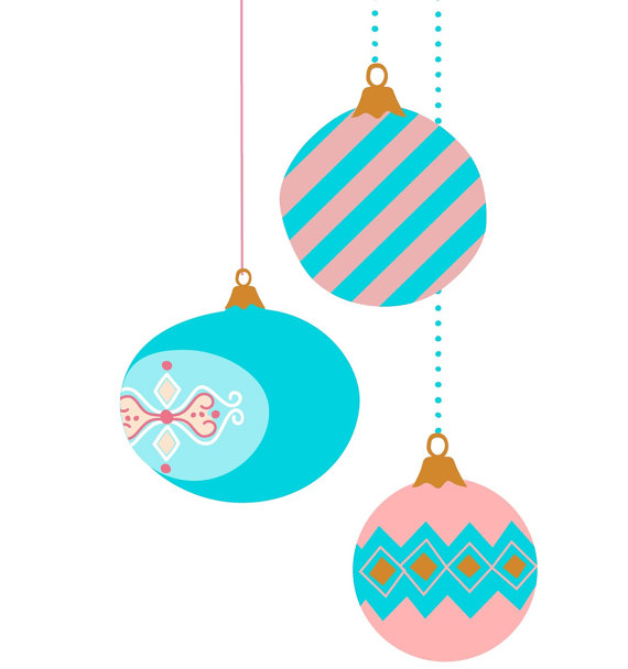 free christmas decoration clipart