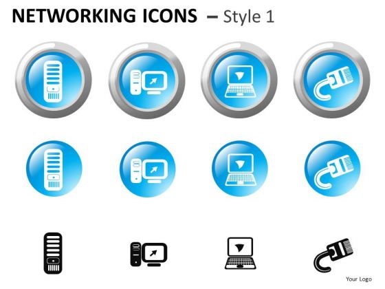 powerpoint clipart showing computer