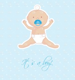 baby boy with pacifier people download royalty free vector clip [ 1200 x 1200 Pixel ]