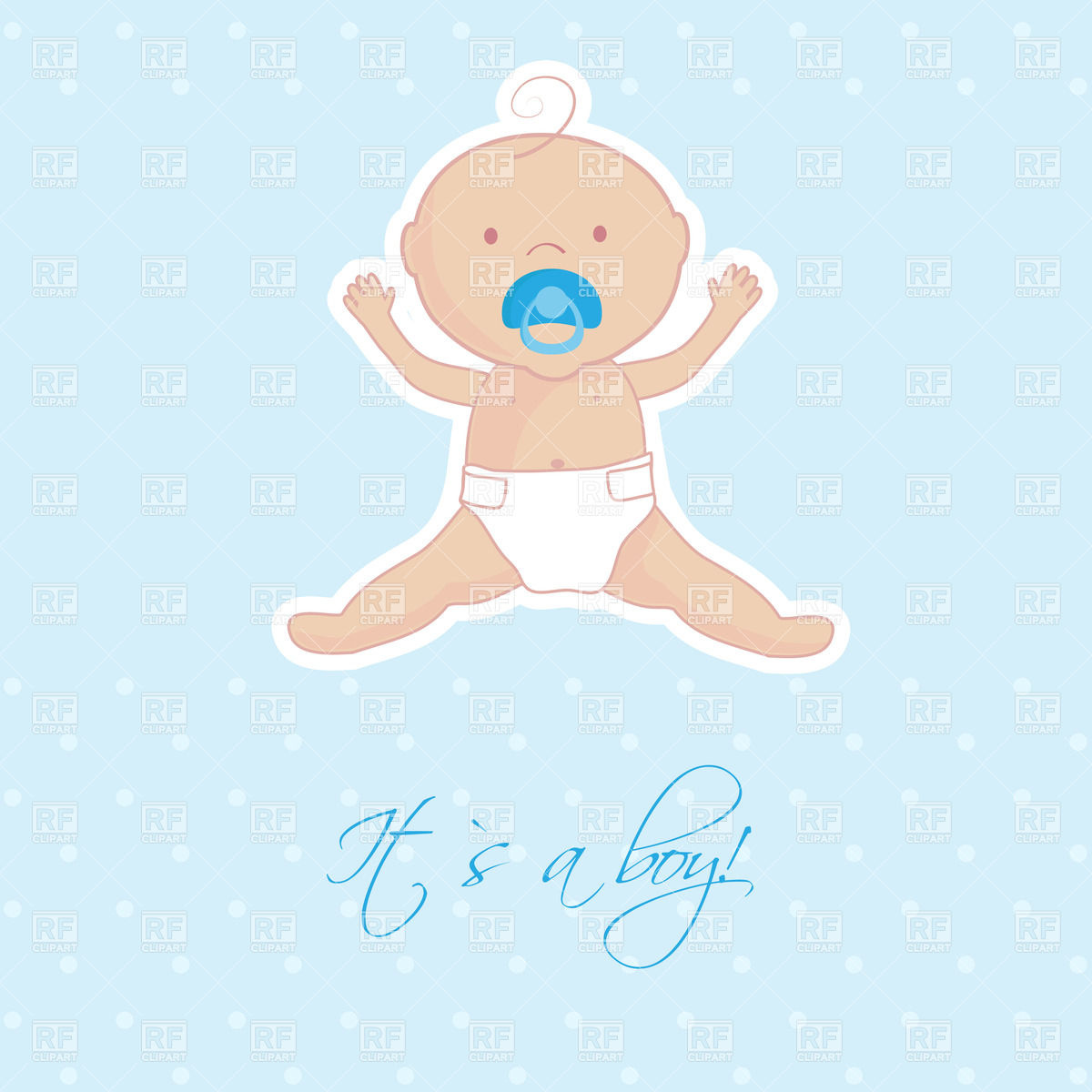 hight resolution of baby boy with pacifier people download royalty free vector clip