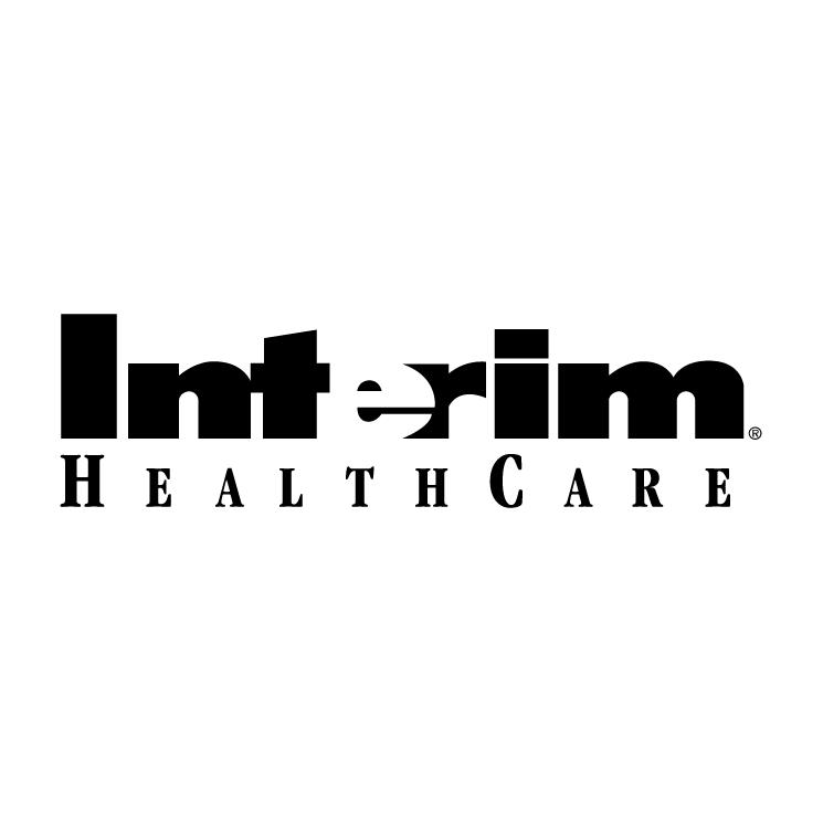 Interim healthcare Free Vector