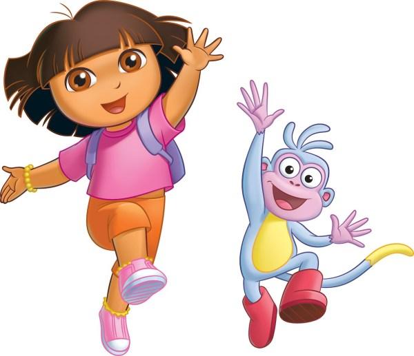 Blendspace Dora