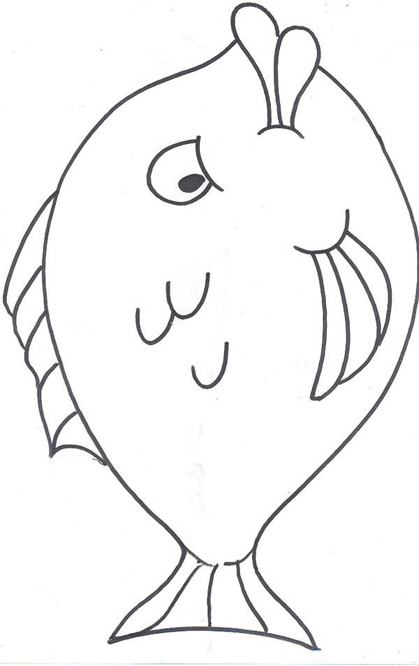 Free Fish Template, Download Free Clip Art, Free Clip Art