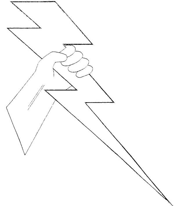 Free Zeus Lightning Bolt, Download Free Clip Art, Free