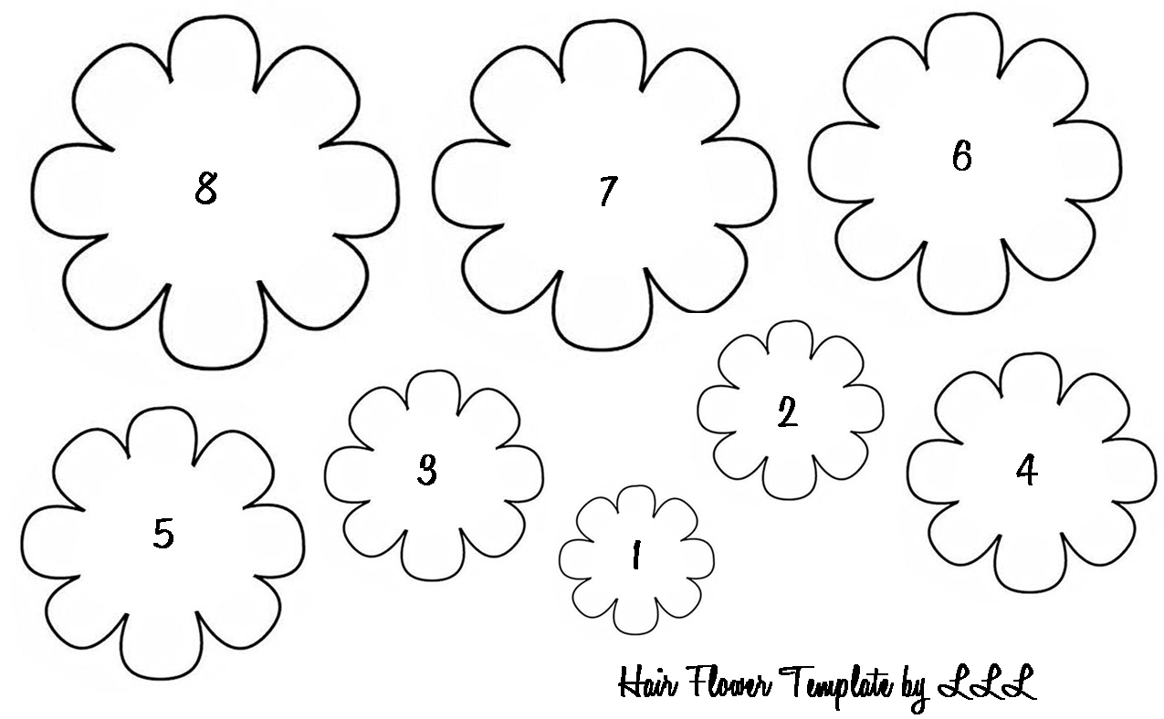 Free Flowers Template Download Free Clip Art Free Clip