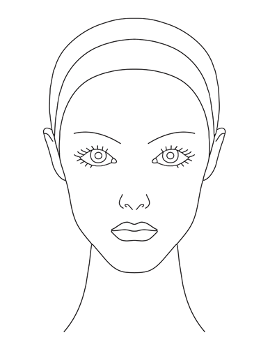 Free Face Template, Download Free Clip Art, Free Clip Art