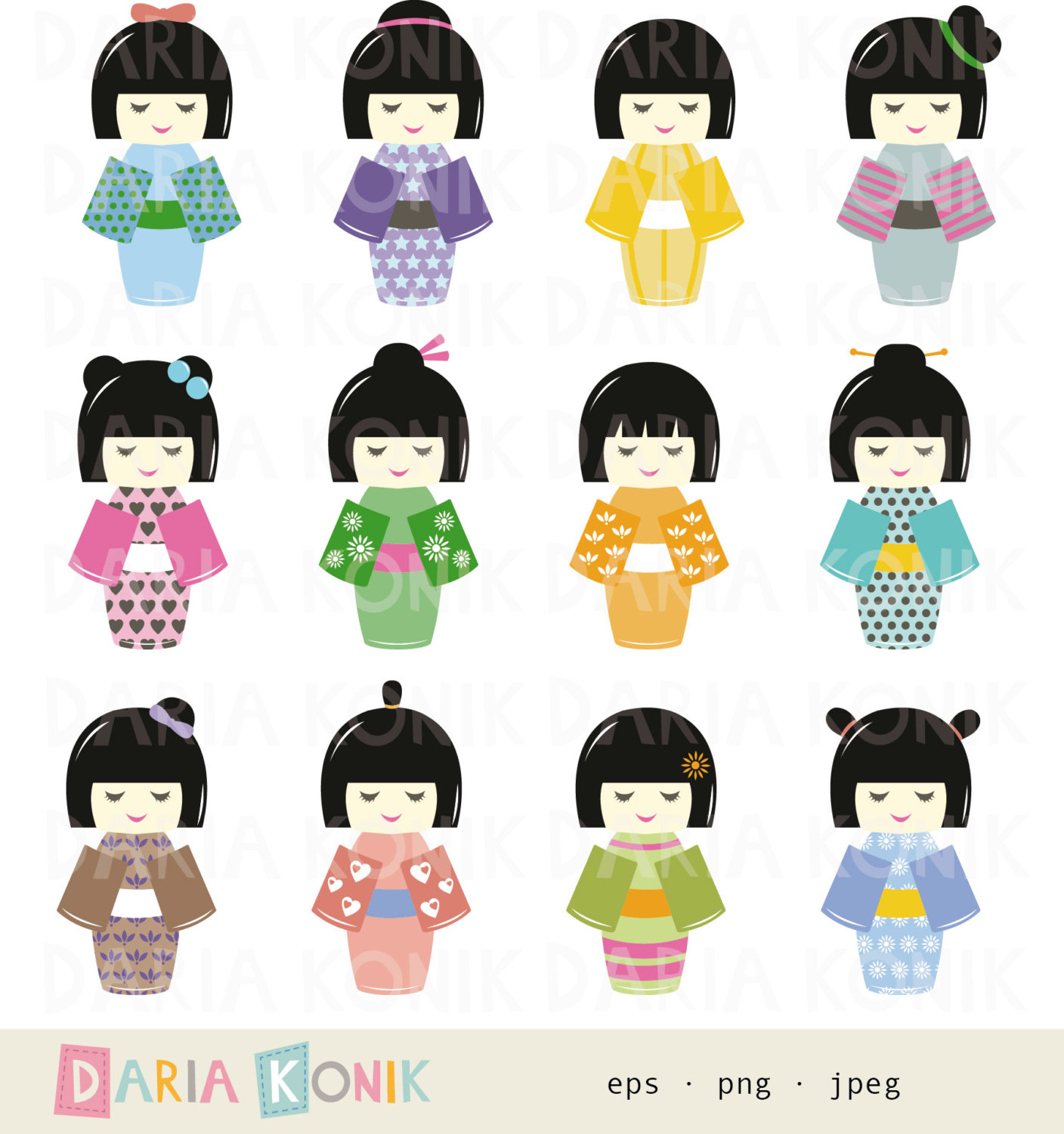 hight resolution of popular items for japanese clipart on etsy