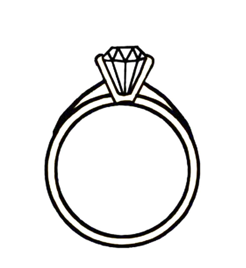 medium resolution of diamond ring clipart clipart library free clipart images