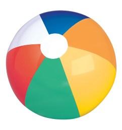 12 multi color panel beach ball [ 946 x 940 Pixel ]