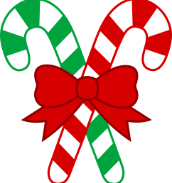 pix for candy cane vector border [ 4847 x 5284 Pixel ]