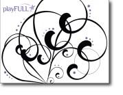 free swirls design