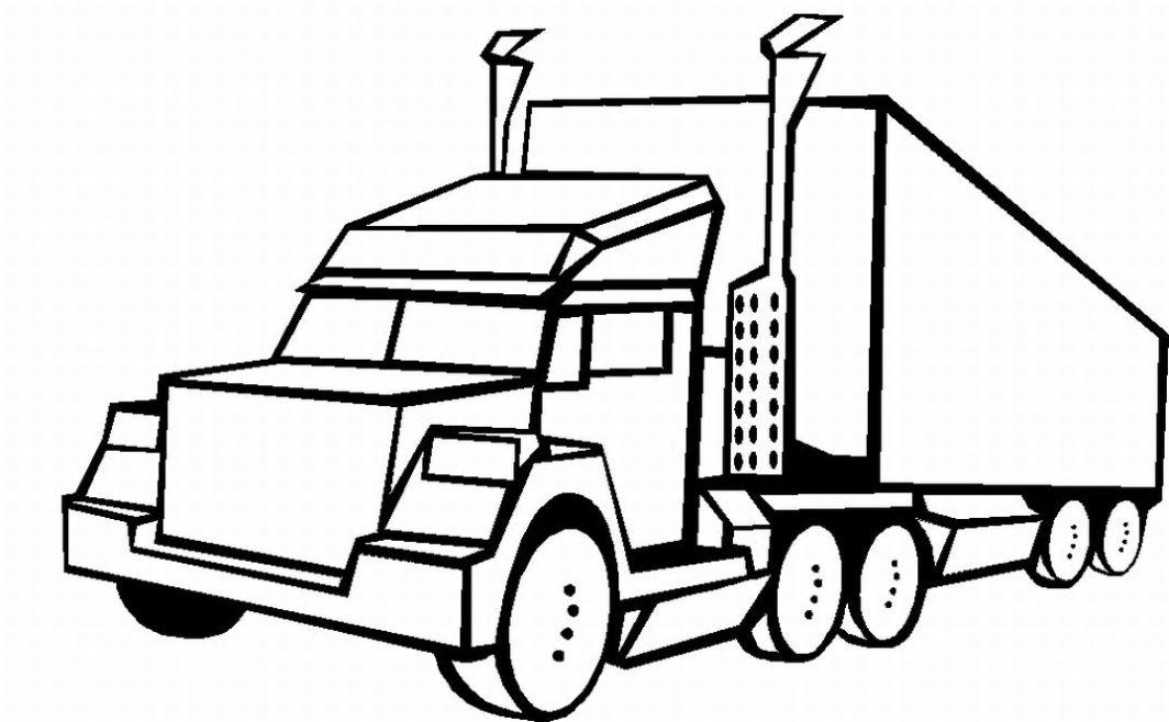 Free Cartoon Trucks, Download Free Clip Art, Free Clip Art