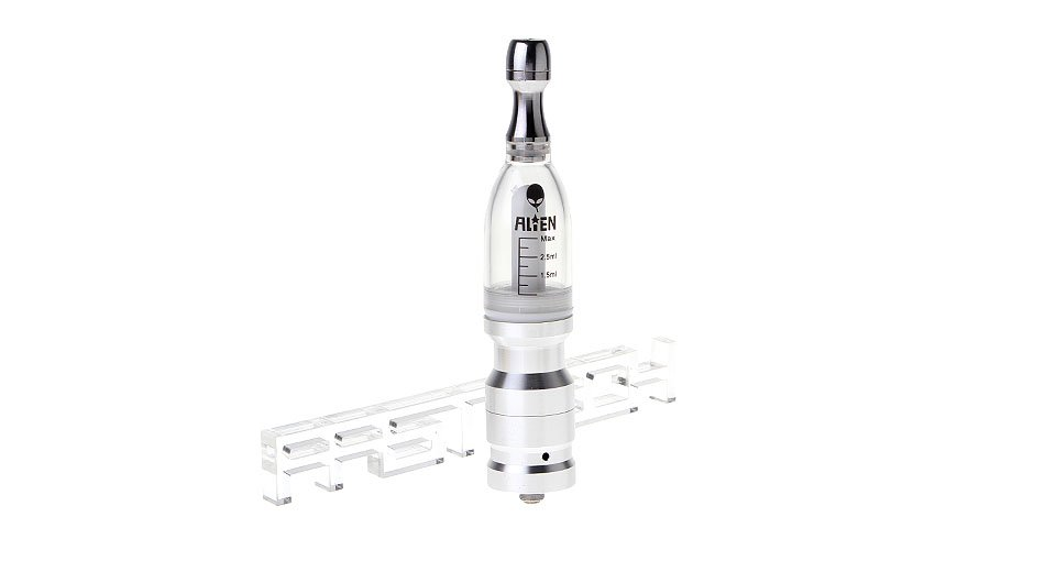 $23.95 Alien Mini E-Hookah Dry Content / E-Solid Vaporizer w