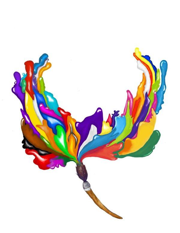 Free Paintbrush Clip Art