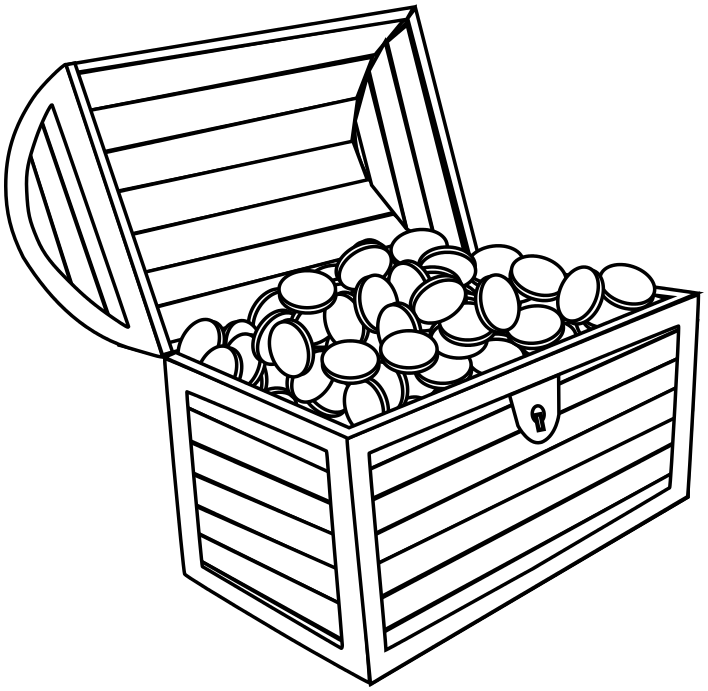 Free Pictures Of Treasure Chests, Download Free Clip Art