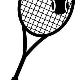 tennis ball clipart black and white clipart library free clipart [ 3082 x 5707 Pixel ]