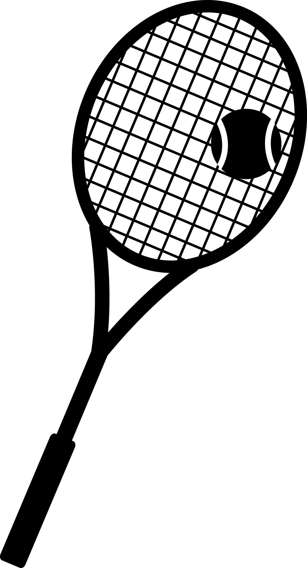 medium resolution of tennis ball clipart black and white clipart library free clipart