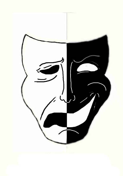 Free Theatre Mask, Download Free Clip Art, Free Clip Art