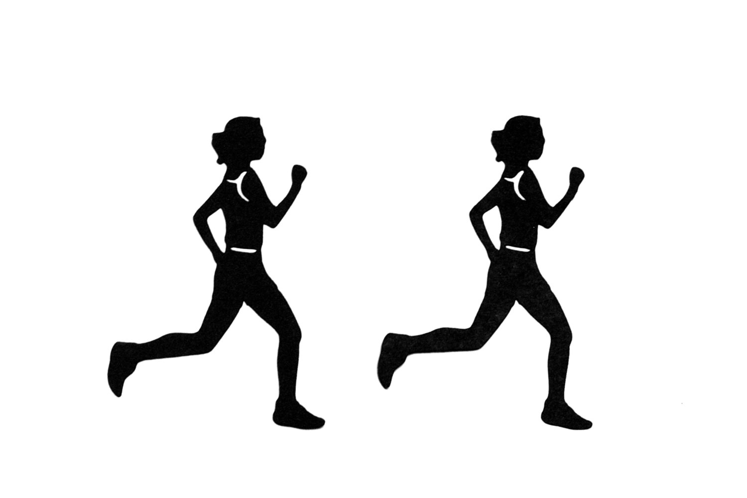 Free Runner Silhouette Download Free Clip Art Free Clip