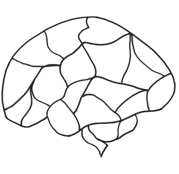 Free Printable Blank Brain, Download Free Clip Art, Free