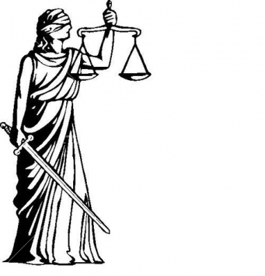 Free Picture Of Blind Justice, Download Free Clip Art