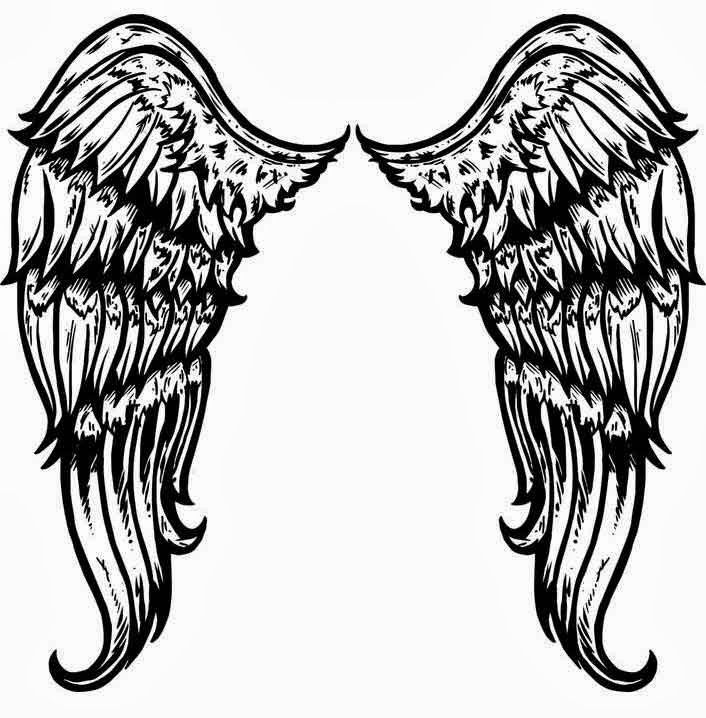 Free Printable Angel Wings, Download Free Clip Art, Free