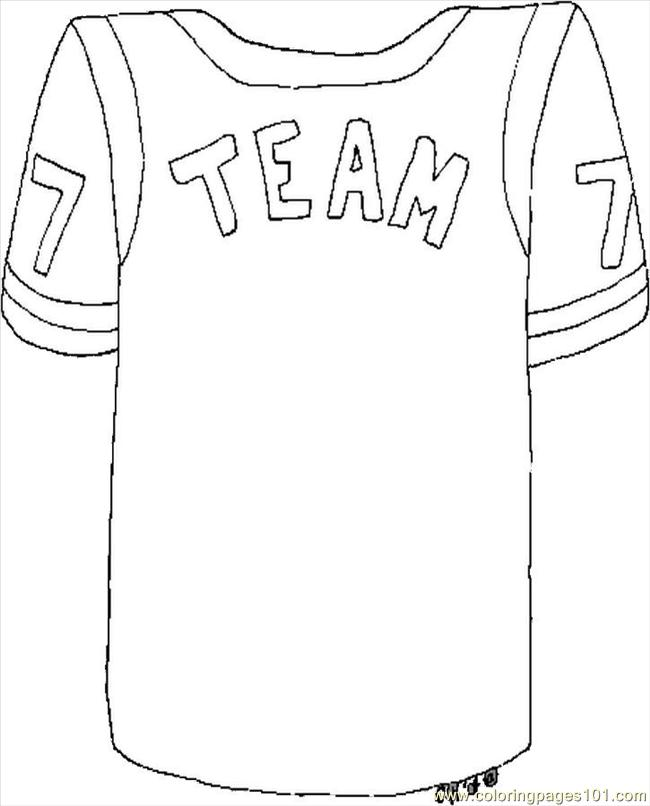 NFL Jersey Shirt Clipart