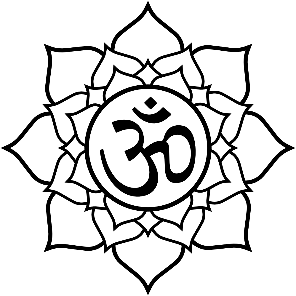 Simple Lotus Flower Coloring Page Difficult Flower Coloring Pages