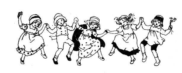 dancing children clipart stamp digital clip drawing kid dance line stamps transparent cliparts victorian coloring library storybook save
