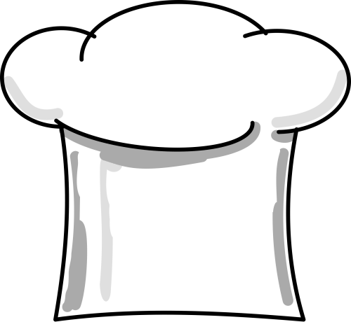 small resolution of chef hat picture clipart library