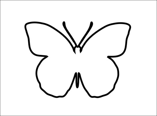 free digital butterfly