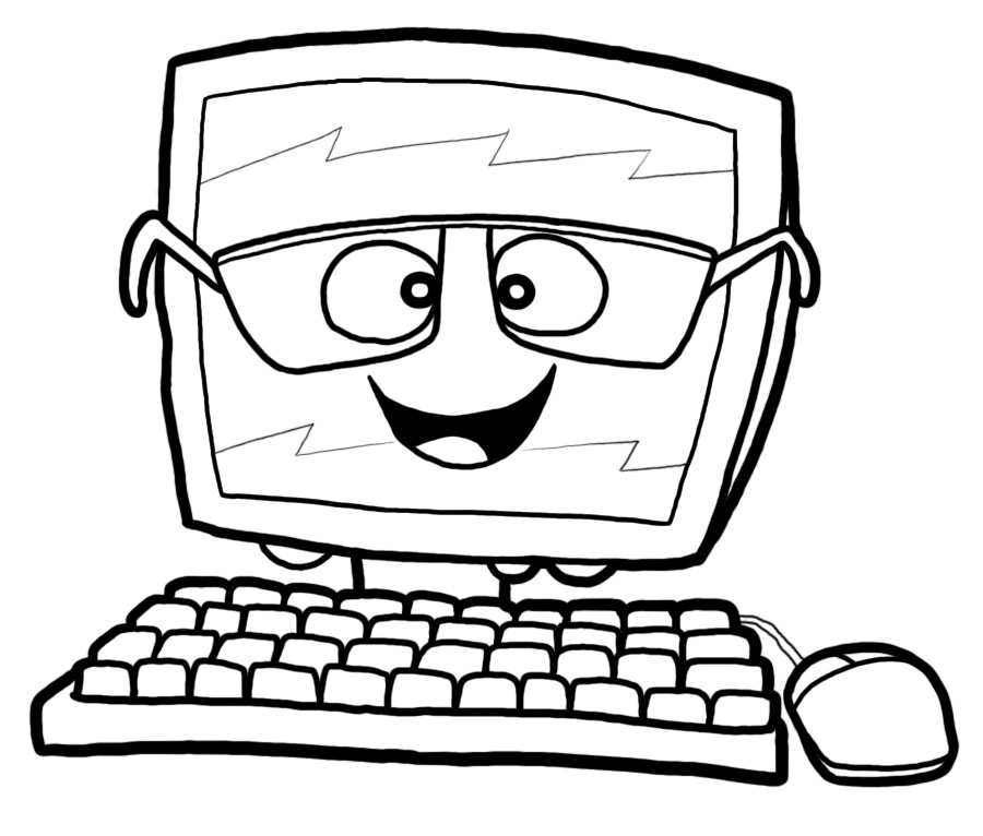 Free Image Of Personal Computer, Download Free Clip Art