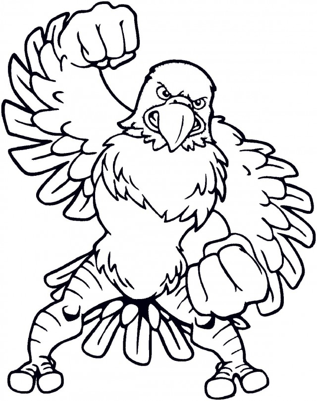 Free Cartoon Bald Eagle, Download Free Clip Art, Free Clip