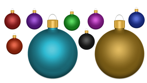 small resolution of christmas tree ornament crafthubs