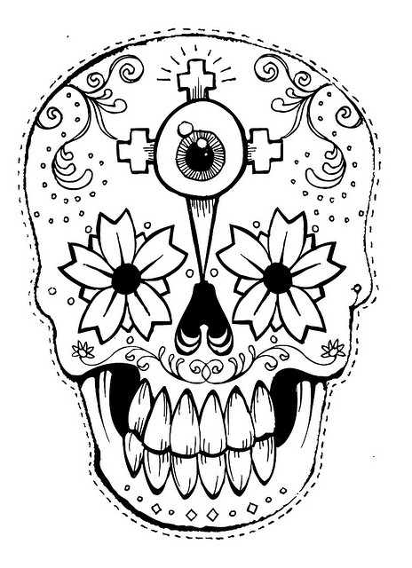 Free Tiki Mask Template, Download Free Clip Art, Free Clip