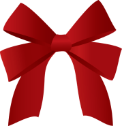 free red bow
