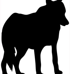 silhouette animal clipart library [ 1134 x 1349 Pixel ]