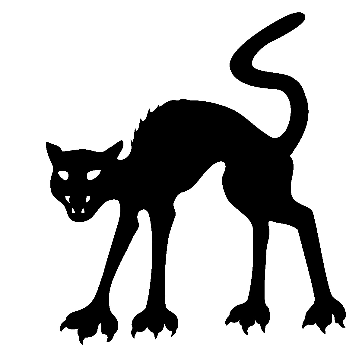 hight resolution of halloween cat silhouette clip art halloween wallpapers 2014
