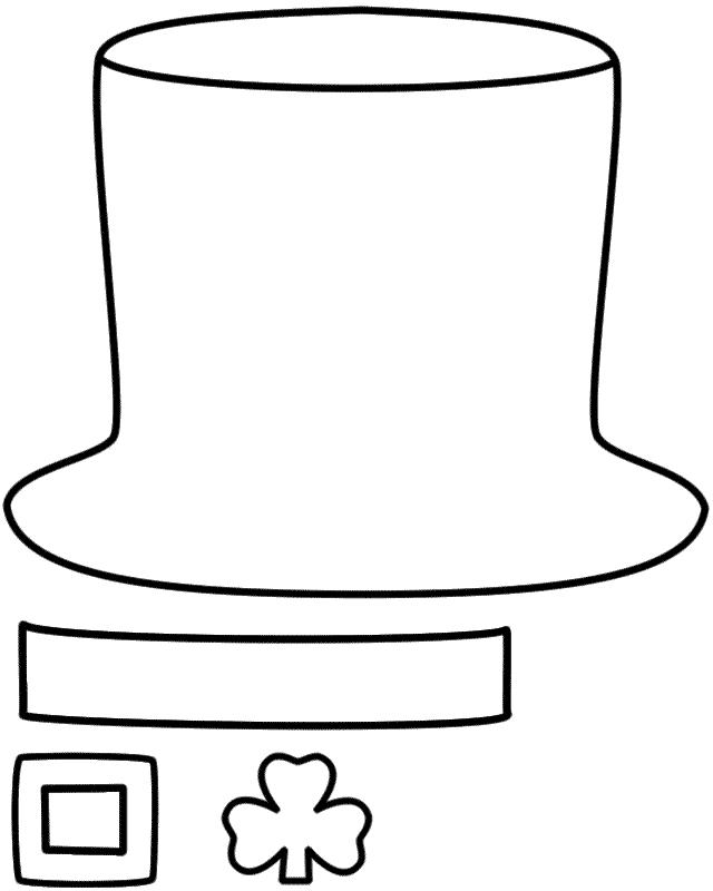 Free Leprechaun Hat, Download Free Clip Art, Free Clip Art