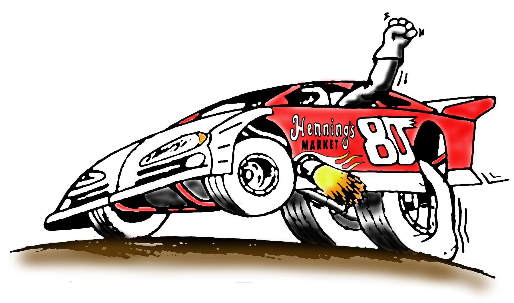 hight resolution of cartoon pictures of race cars clipart library
