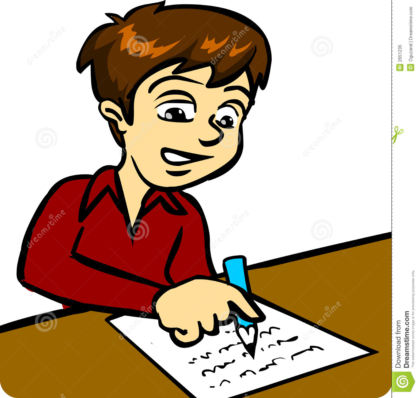 hight resolution of girl writing clipart clipart library free clipart images