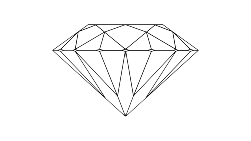 Free Diamond Outline, Download Free Clip Art, Free Clip