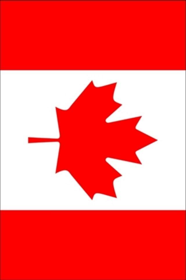 Union Jack Iphone Wallpaper Canada Flag Free Iphone Iphone 5 Iphone 4s Wallpaper