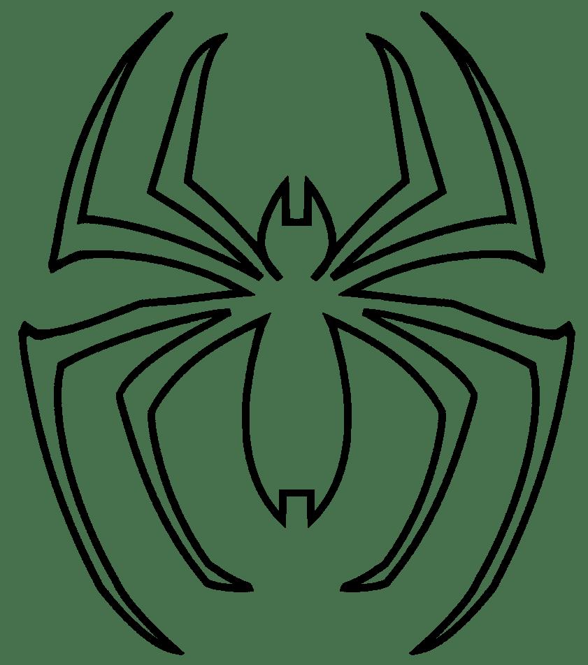 Spidey Symbol by SaiTurtlesninjaNX on Clipart library