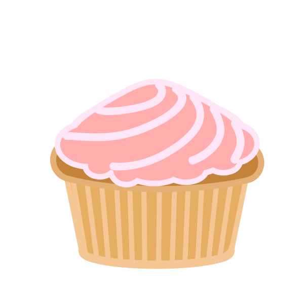 pink swirl cupcake quick-stop
