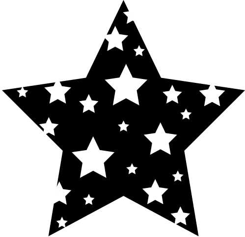 small resolution of shooting star clip art black and white clipart library free
