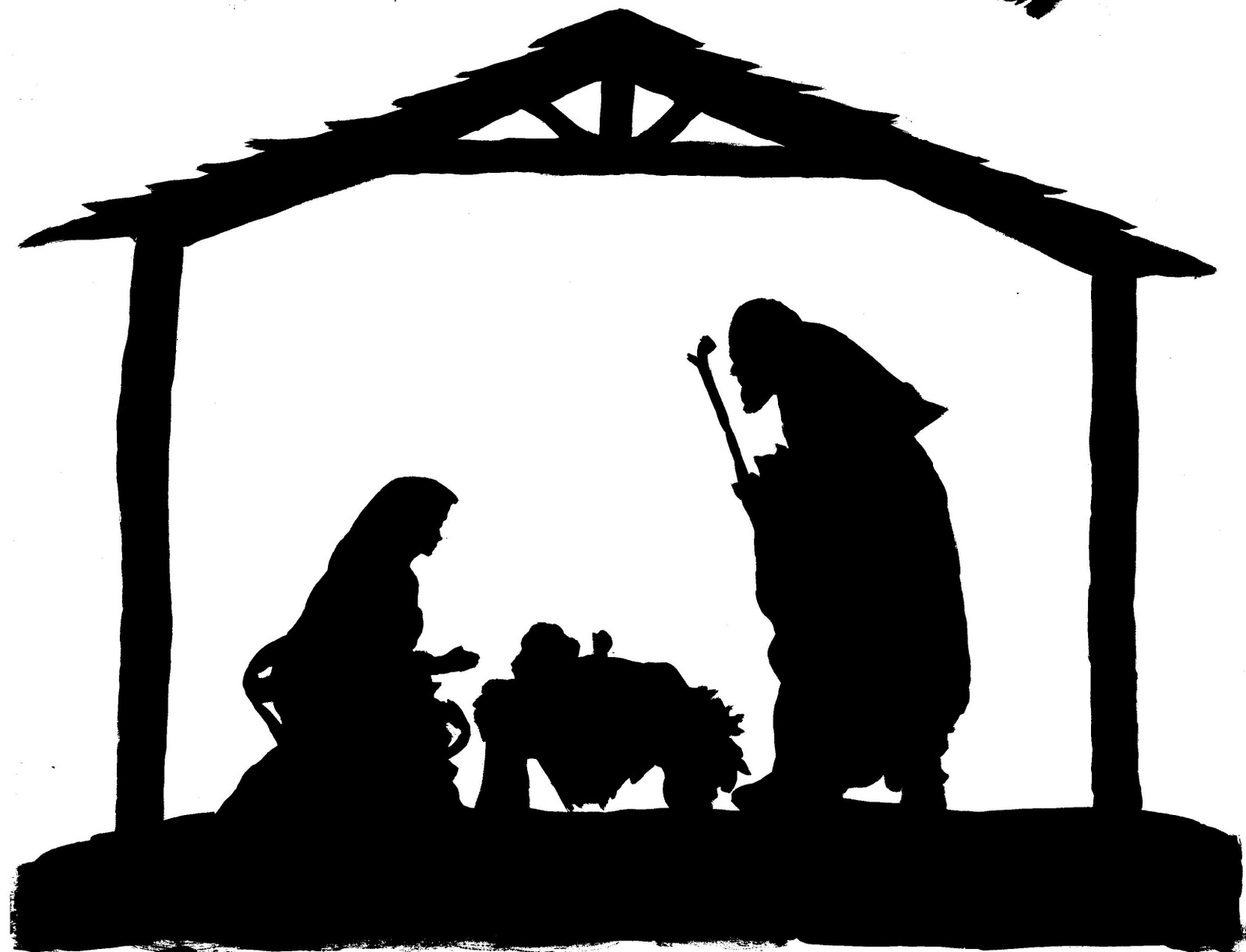 hight resolution of christmas shepherd clipart clipart library free clipart images