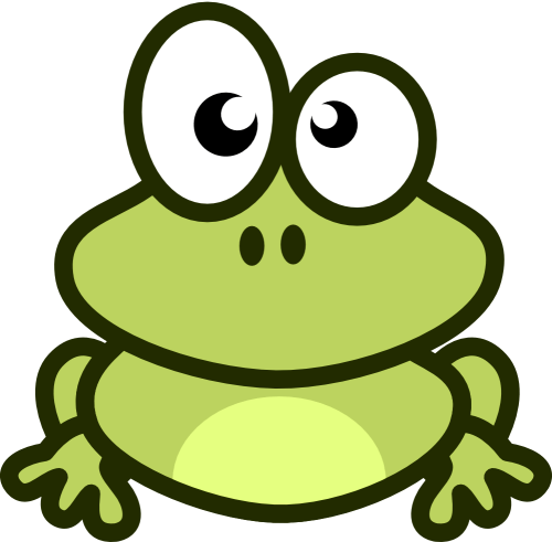 small resolution of frog clip art cartoon clipart library free clipart images