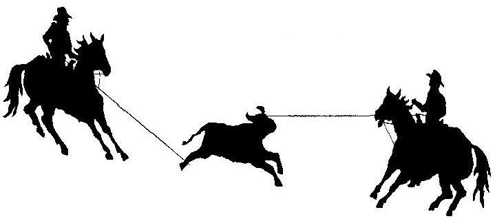Free Team Roping Clipart, Download Free Clip Art, Free