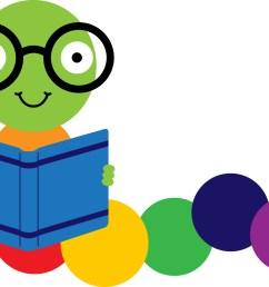 bookworm clipart library [ 1500 x 1122 Pixel ]